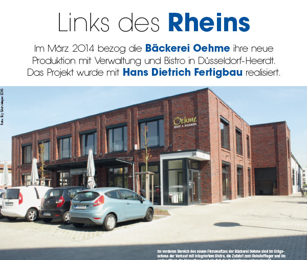Links des Rheins
